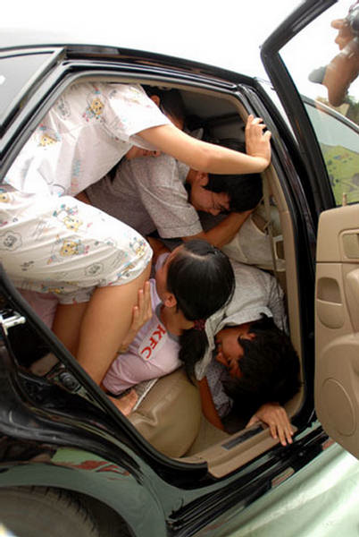 Chinezen en auto's....